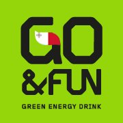 Go&Fun Green Energy Drink Malta