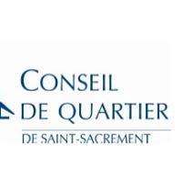 Conseil de quartier Saint-Sacrement