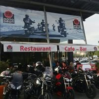 Motodrom HD Cafe