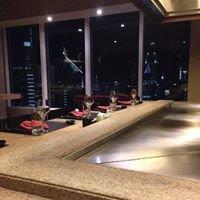 50Th Floor Icho Japanese Bar At The Radisson Blu Royal Hotel Dubai