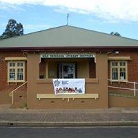 Gilgandra Shire Library