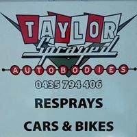 Taylor Sprayed Autobodies