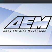Andy Elmaleh Mécanique