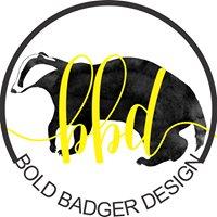 Bold Badger Design