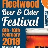 36th Fleetwood CAMRA Beer Festival 2018