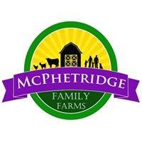 McPhetridge Family Farms