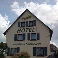 """Landhaus Balkhausen , Hotel """"garni"""", Catering&Partyservice"""