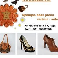 Laboma Spain leather shop