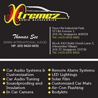 Xtremez Audio at Bukit Merah