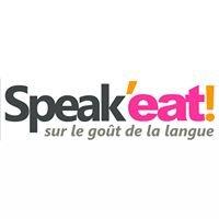 Speak'eat! - Sur le goût de la langue