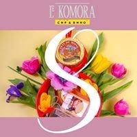 Le Komora сир&вино