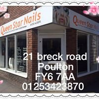 Queen Star Nails Poulton