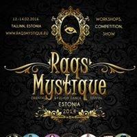 Raqs Mystique Oriental&Fusion Dance Festival Estonia