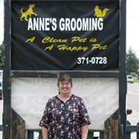 Anne's Grooming