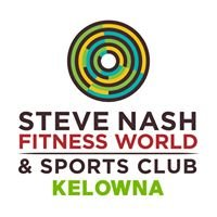 Steve Nash Fitness World Kelowna