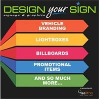 Design Your Sign