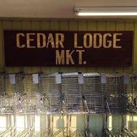 Cedar Lodge Market