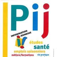 """Point Information Jeunesse """"La Station"""""""