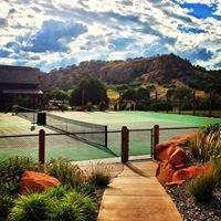 Cliff Drysdale Tennis at Red Ledges Club