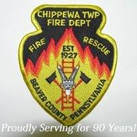 Chippewa Township Volunteer Fire Department, Beaver Falls, PA