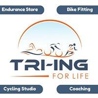 Tri-ing For Life