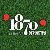 1870 Complejo Deportivo