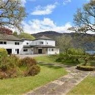 Point Clair House, Loch Ness