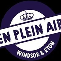 En Plein Air Windsor and Eton