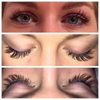 Lashtensions by Saral