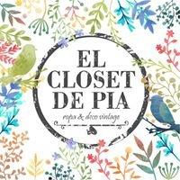 El closet de Pia