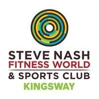 Steve Nash Fitness World Kingsway