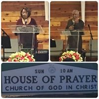 House of Prayer Church of God in Christ, SLO