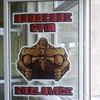 Hardcore Gym Kozlovice