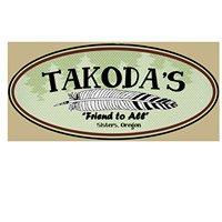 Takoda's in Sisters