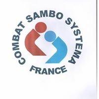 FRANCE COMBAT SAMBO SYSTEMA