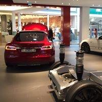 Tesla Store Hamburg