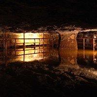 Mines De Sel A Bex