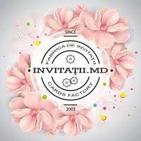 Invitatii.md - Fabrica de Invitatii