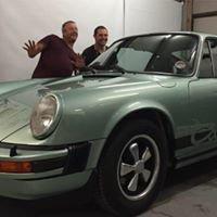 RS911 Porsche Restoration