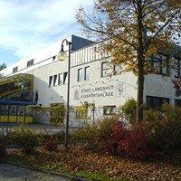 Städtische Eissporthalle Landshut