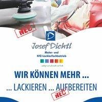 Maler & KFZ-Lackiererei Josef Dichtl