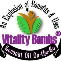 Vitality Bombs Coconut Oil On-the-Go