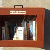 La boîte à livres d'Haine-saint-Pierre fond