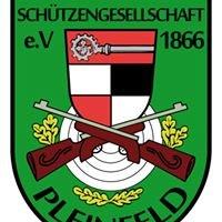 Schützengesellschaft Pleinfeld 1866 e.V.