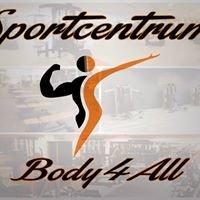 Sportcentrum Body 4 All