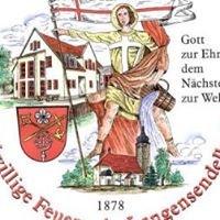 Feuerwehr Langensendelbach
