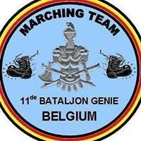 Marching Team 11 Genie Bataljon