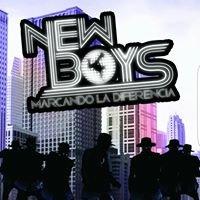 New Boys MLD Agencia Show