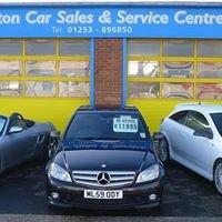 Poulton car sales & service centre
