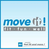 Move it! fit fun well
